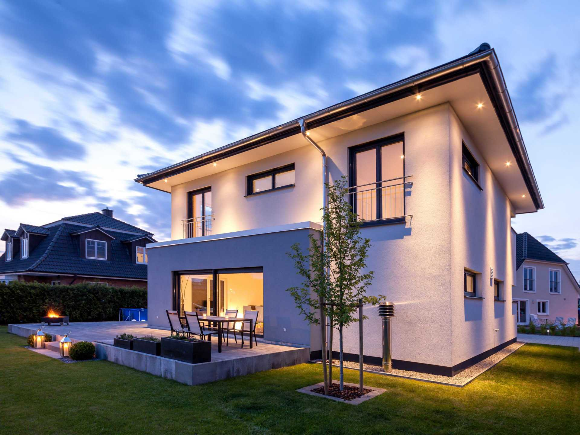 hausbau nach feng shui. Black Bedroom Furniture Sets. Home Design Ideas