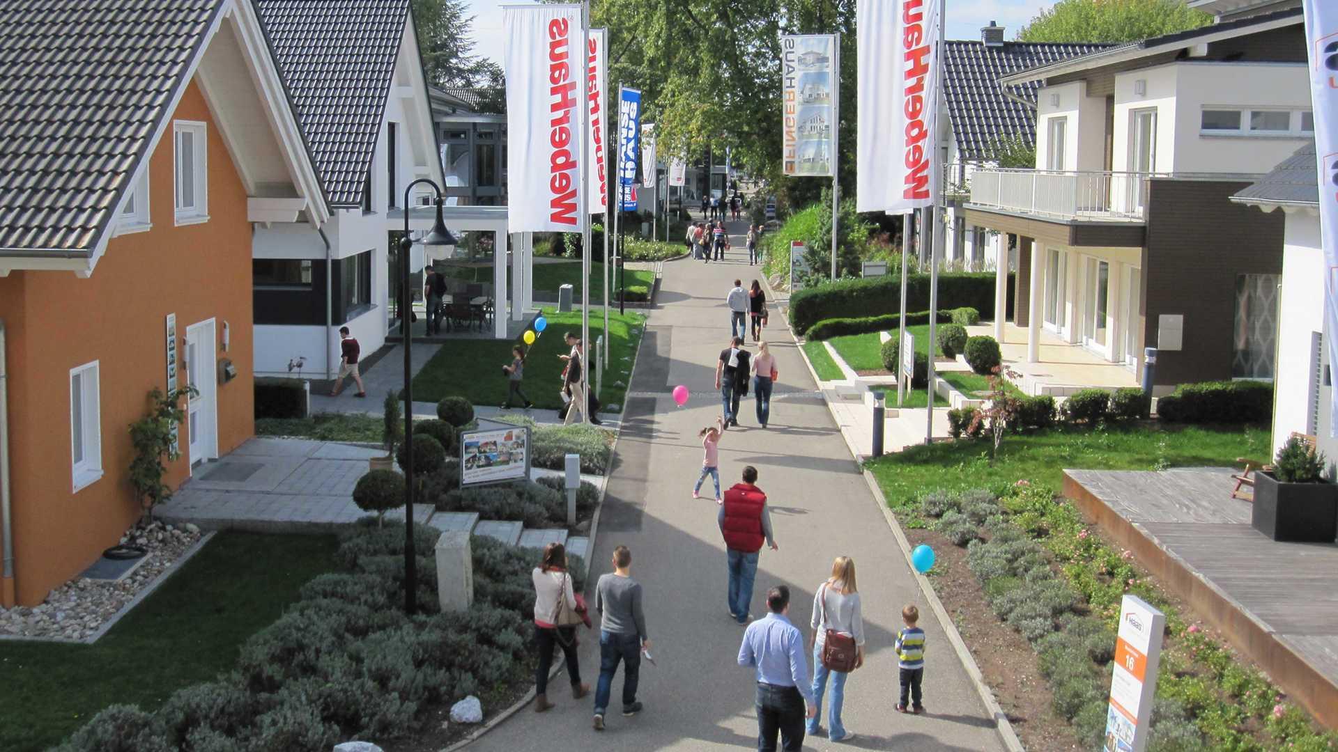 musterhausausstellung musterhauspark fellbach bei stuttgart
